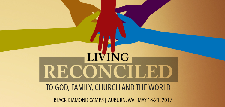 Living Reconciled to God, Family, Church and the World